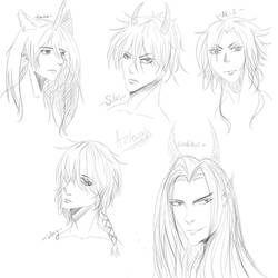 TH: Character Sketches 02