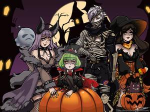 Ragnarok Online - Happy Halloween!
