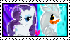 RarityXSilver Stamp by Honey-PawStep
