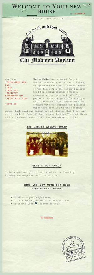 Madmen-Asylum CSS