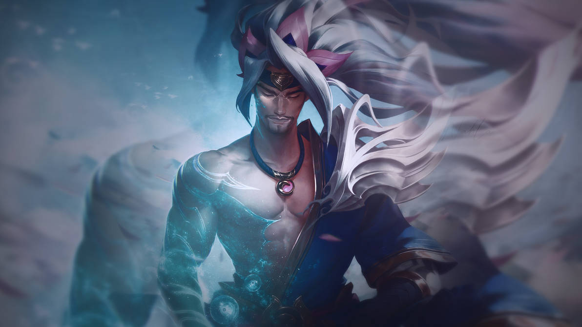 Spirit Blossom Yasuo Wallpaper By Nahla17 On Deviantart