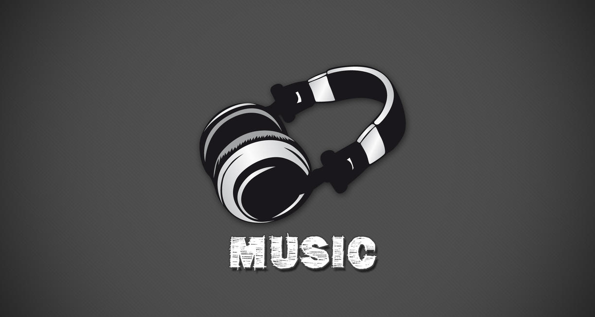 Simple Music Wallpaper By Fbailo