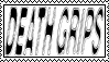 Death Grips Stamp by 60intheshade