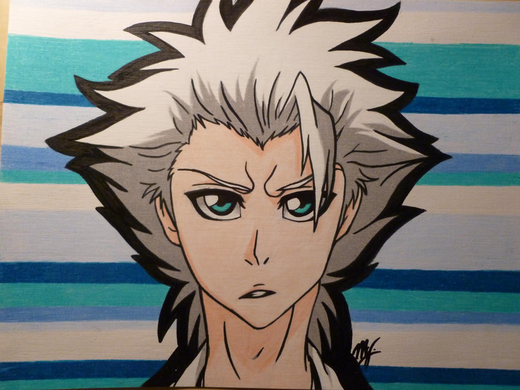Toshiro by Mg-Wolfore