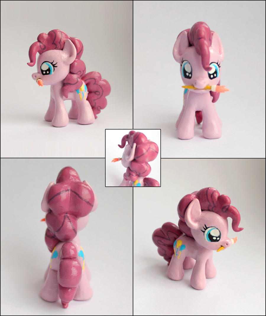 Handmade: Filly Pinkie Pie by vitav