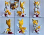 Handmade: Tails sculpture