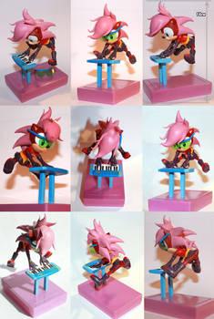 Sonia the Hedgehog Sculpture