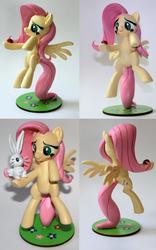 Handmade: Fluttershy Figure