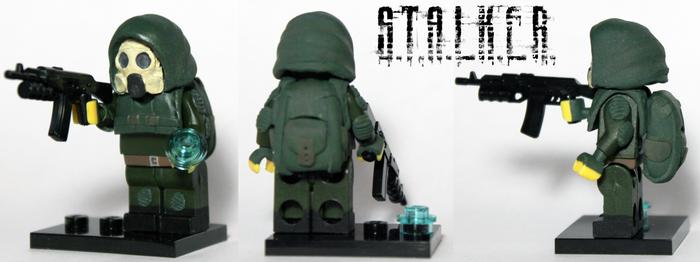 LEGO S.T.A.L.K.E.R. Minifigure