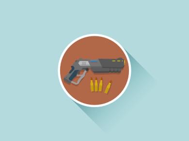Handgun Design by truF1r3Hawk