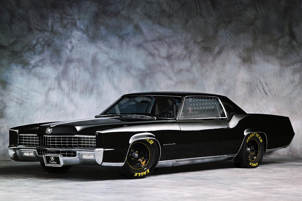 Cadillac Eldorado Stock Car By Rubrduk By Rubrduk