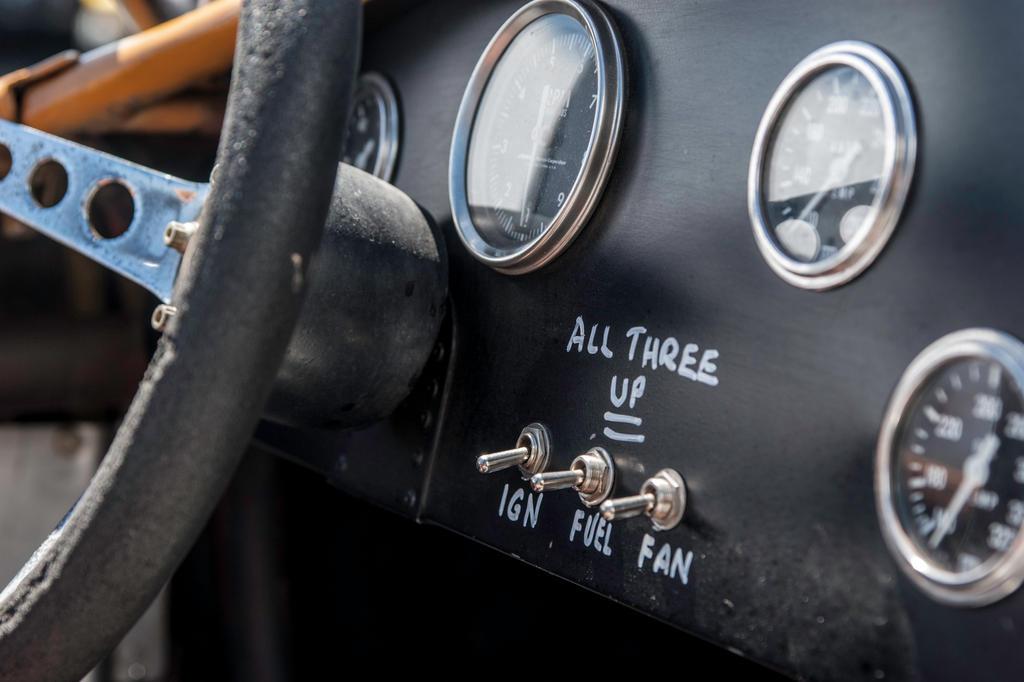 1964 Shelby Cobra: detail 2 by rubrduk