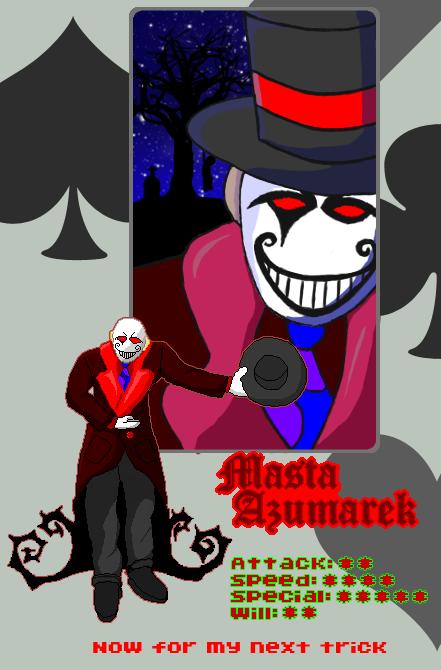 MastaAzumarek's Profile Picture