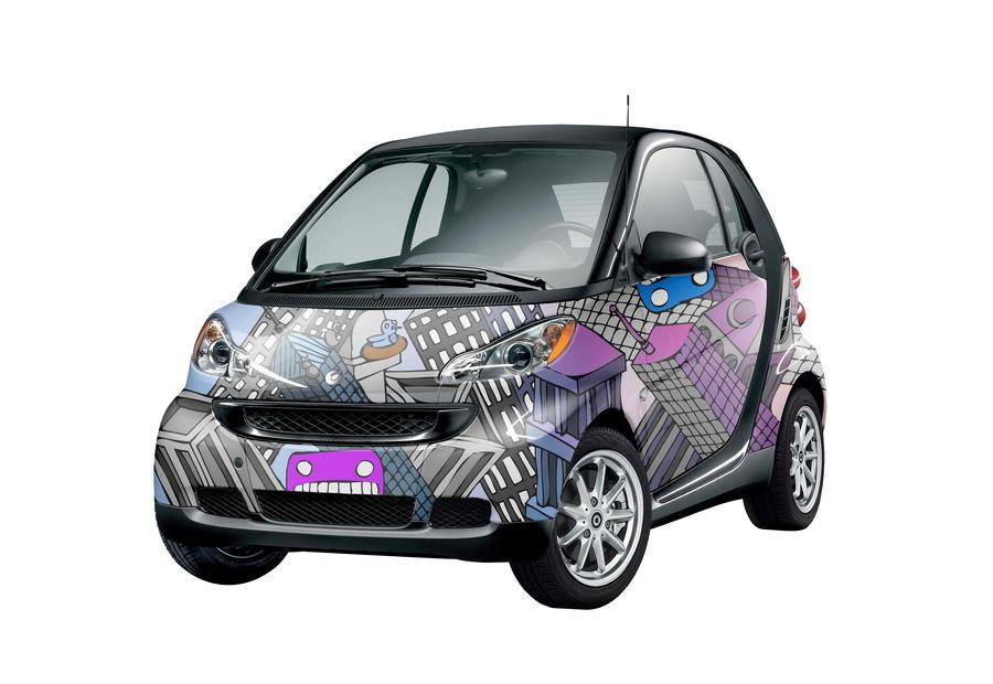 Smart Car Design: Urban by MastaAzumarek