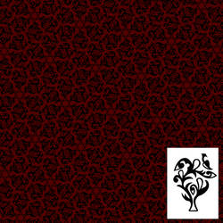 Necromancer Waistcoat Pattern 08