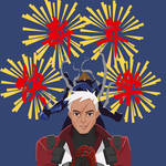 Overwatch Year of the Rooster sprays