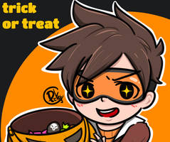 trick or treat by picketG