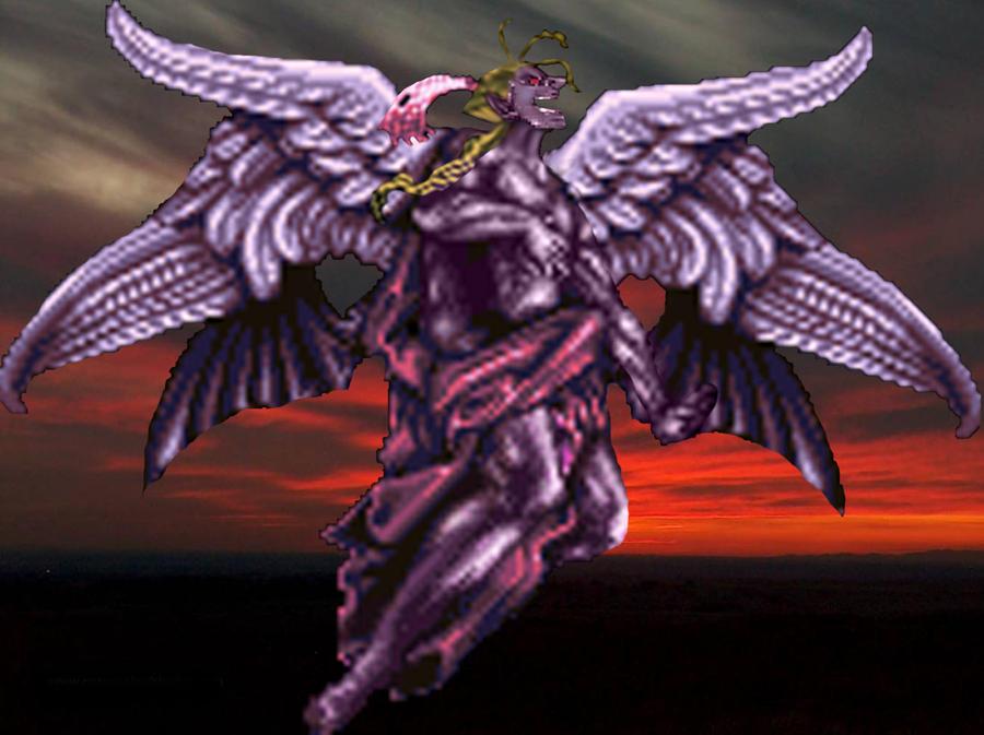 Final Fantasy Kefka Final Form