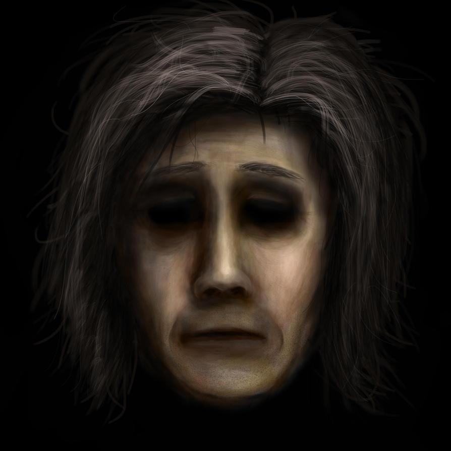 Face of Despair by eMretsiM on DeviantArt