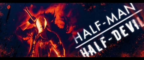 Half-Man / Half-Devil