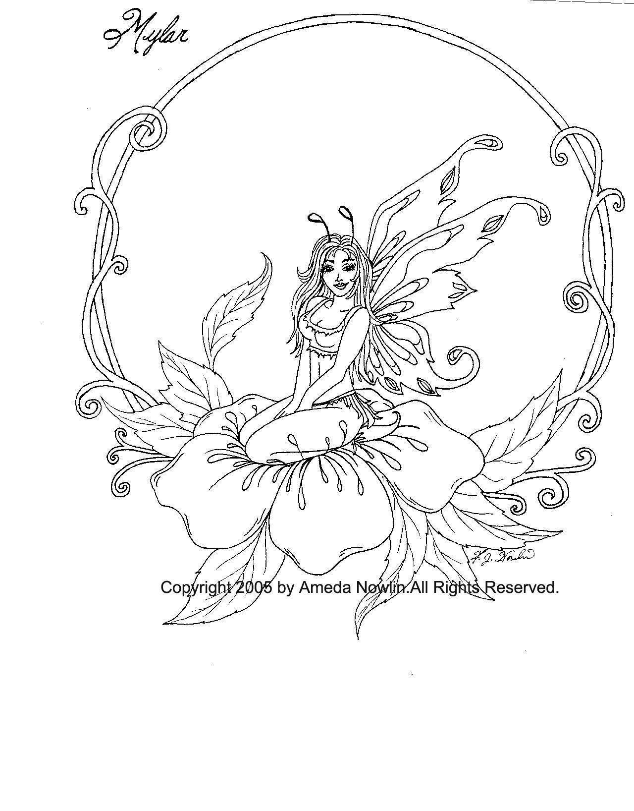 mylar on a flower by amedan on deviantart. Black Bedroom Furniture Sets. Home Design Ideas