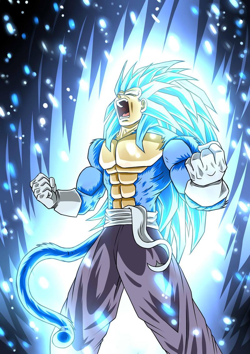 Super saiyan god super saiyan 4 kanzenshuu - Goku vs vegeta super saiyan 5 ...