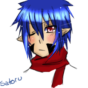 Satoru Color Practice by Tokatomifu