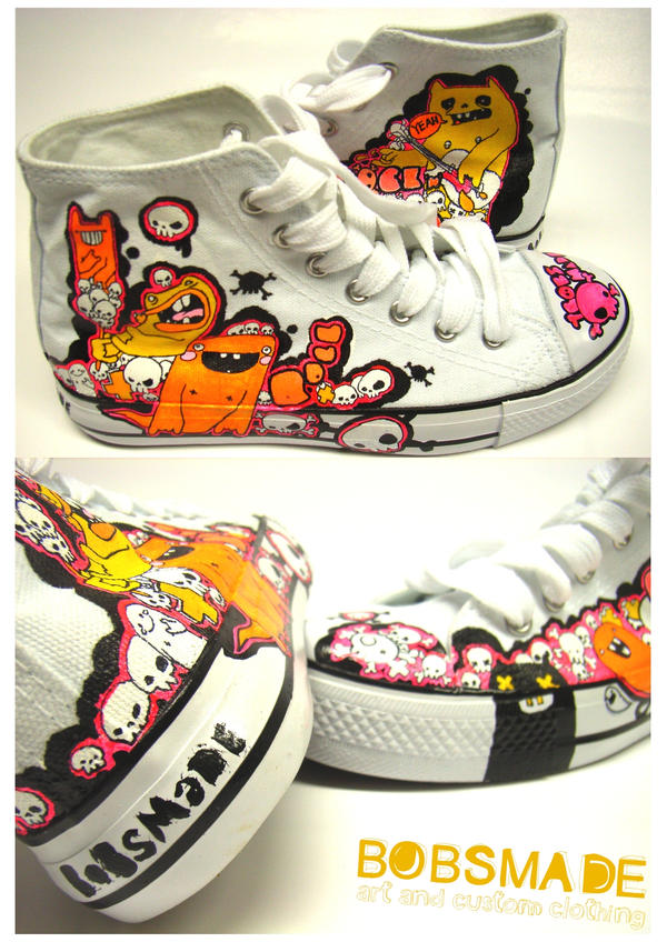 Bobsmade_shoes_SkullRock by Bobsmade
