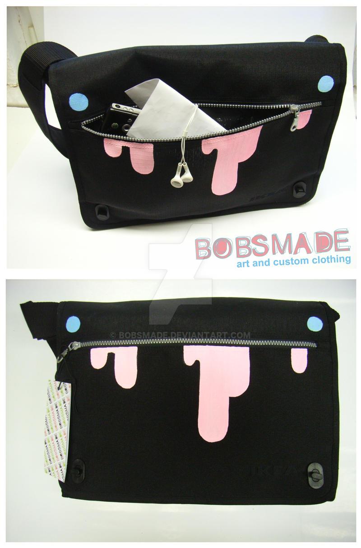 Bobsmade_bag-monster by Bobsmade