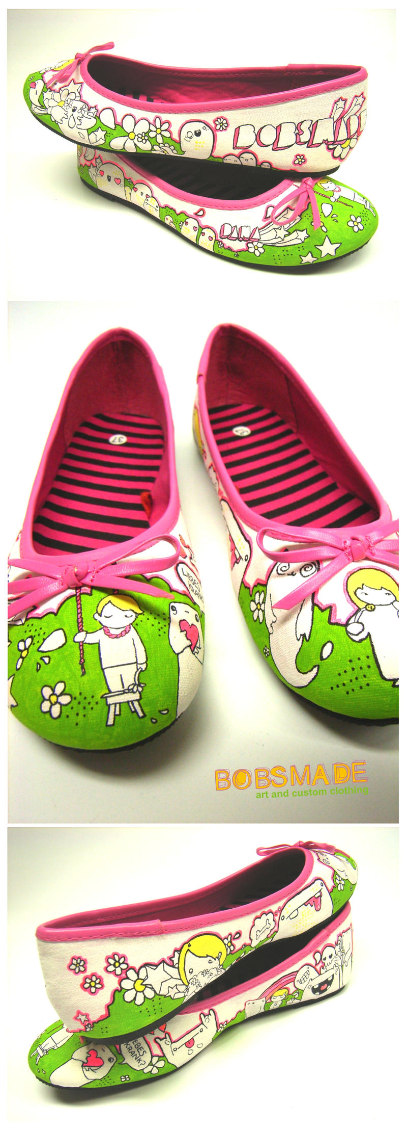 bobsmade_shoes-loveSICK by Bobsmade