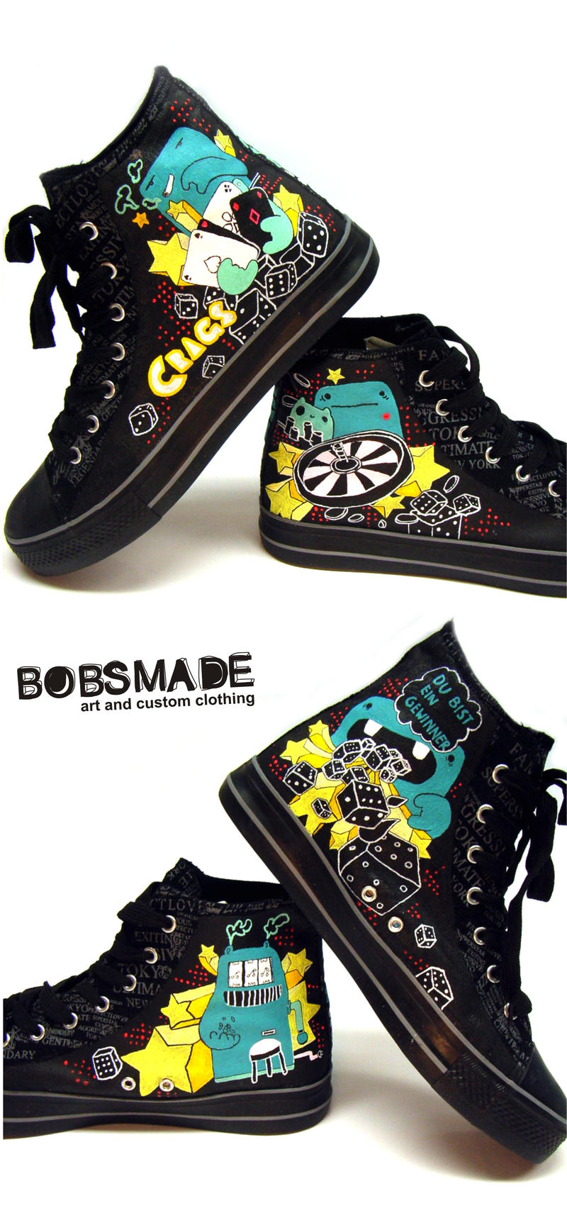 Bobsmade_shoes-casino by Bobsmade