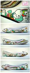 Bobsmade_shoes-Regenbogen by Bobsmade