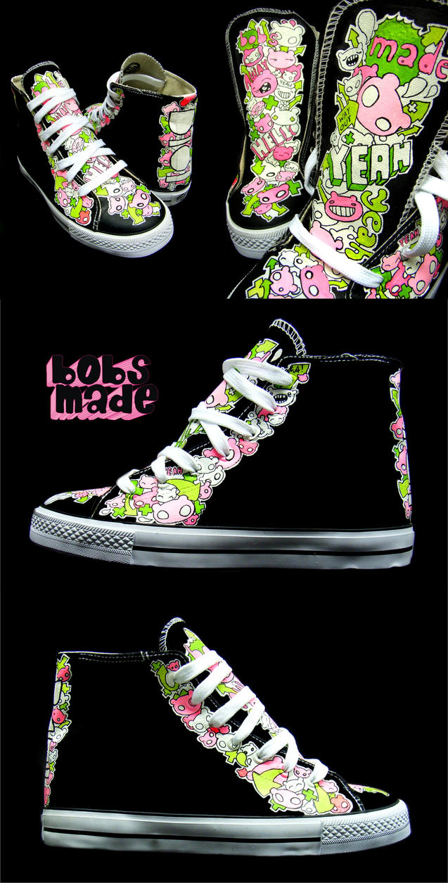 Bobsmade_shoes-Lola by Bobsmade