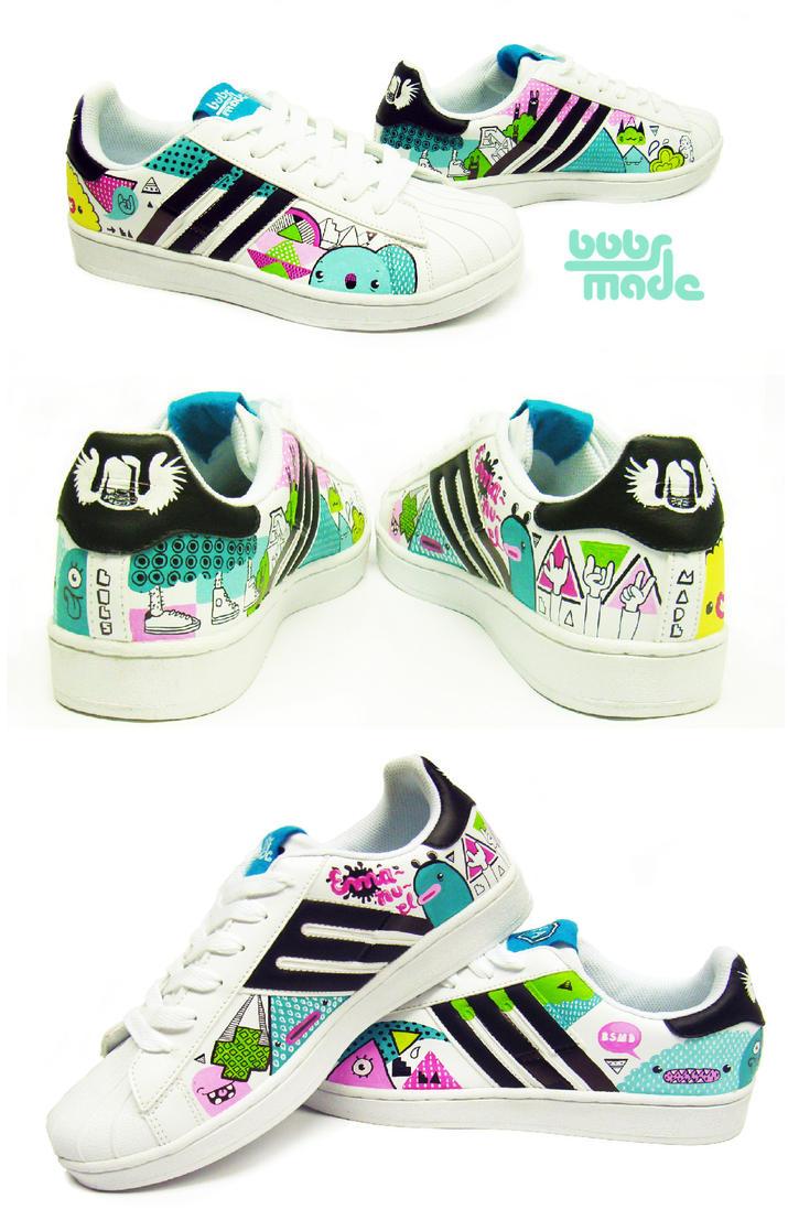Emanuels Sneaker by Bobsmade
