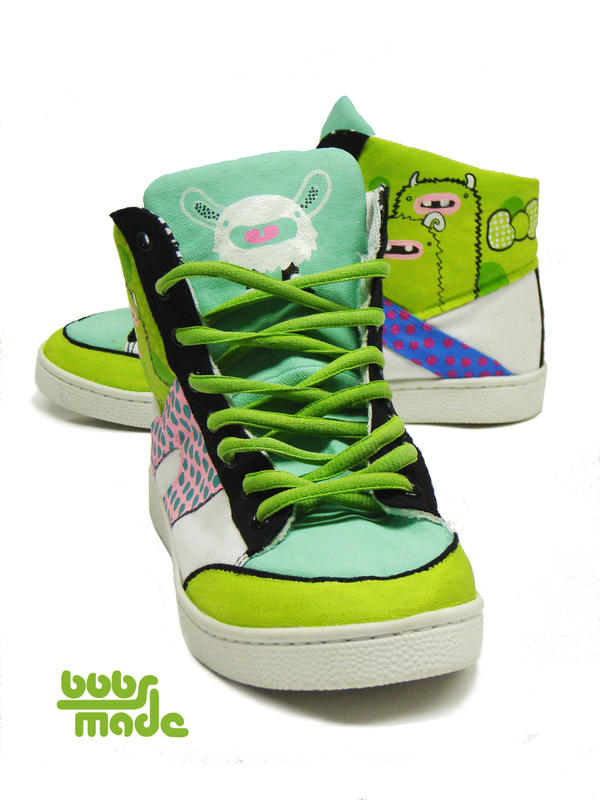 Charlottes Sneaker by Bobsmade
