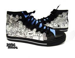 Black Rock Shoes
