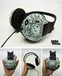 Urban headphones by Bobsmade