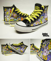 WTF Chucks by Bobsmade