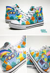 Psychedelic Chucks
