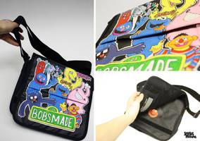 Sesame Street bag by Bobsmade