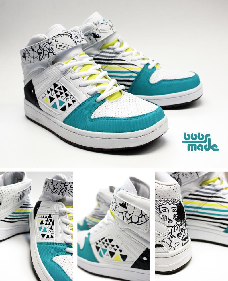 Mie Sneaker _look like DUNKS