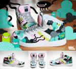 Octo Sneaker