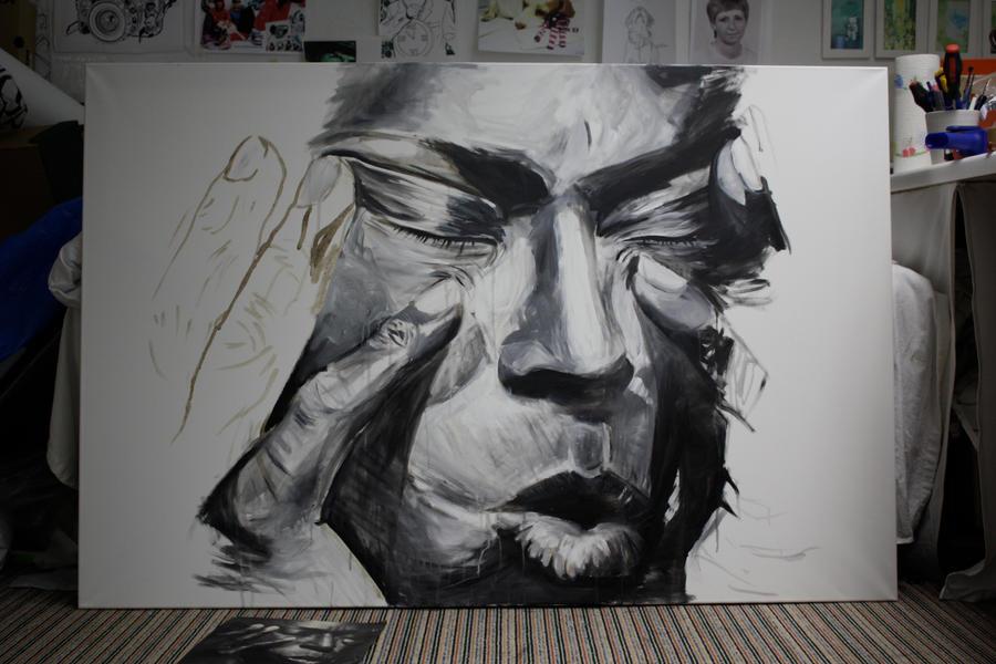 unfinished Miles Davis