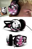 Dapan headphones by Bobsmade