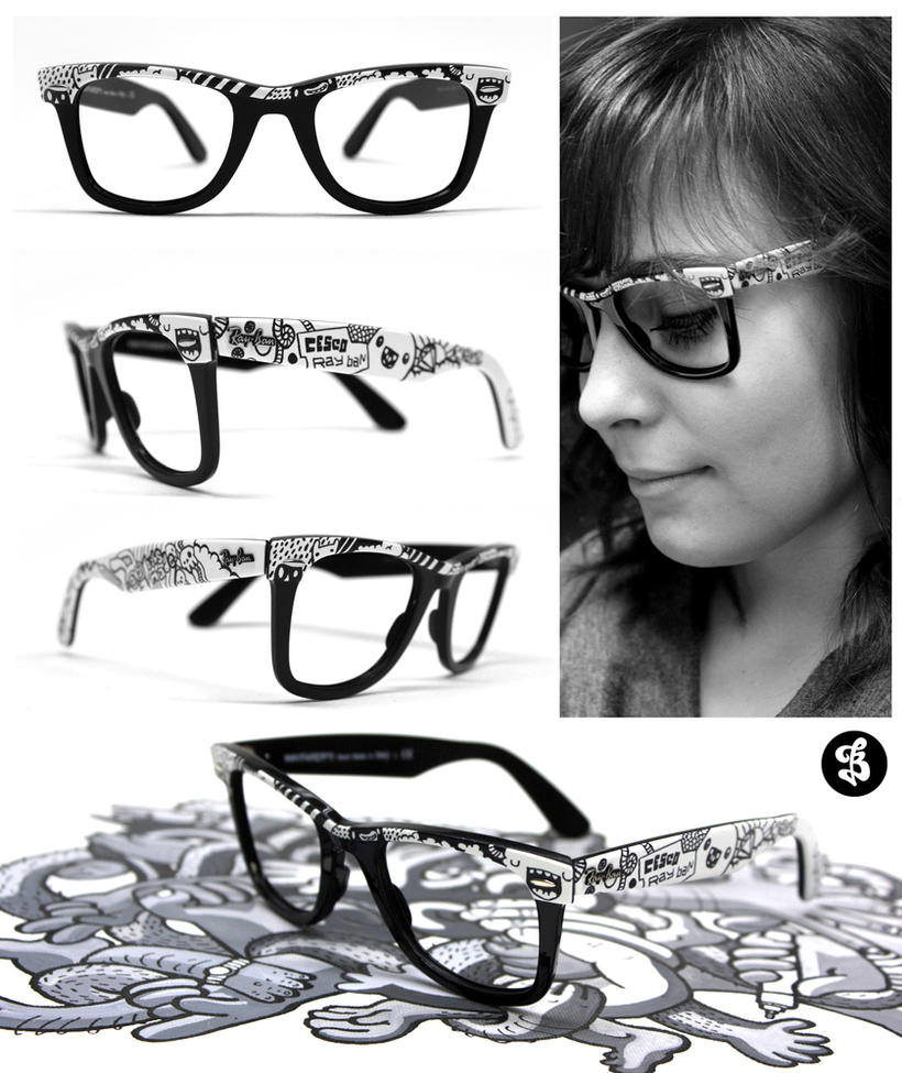 Customize Ray Ban Sunglasses