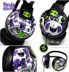 Panda Power Headphones