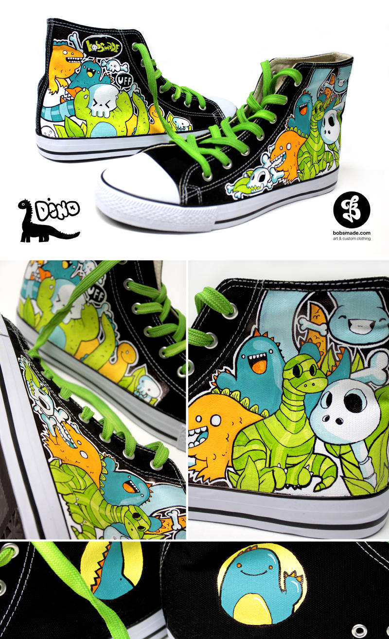 Gerrits Chucks by Bobsmade