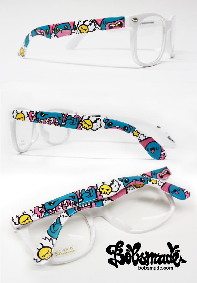 Graduate Glasses by Bobsmade