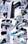 Panda Sneaker