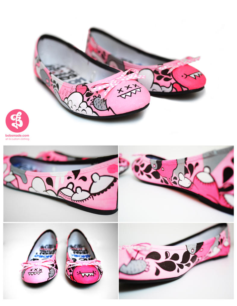 Pink Flats Shoes Women Buy Toronto